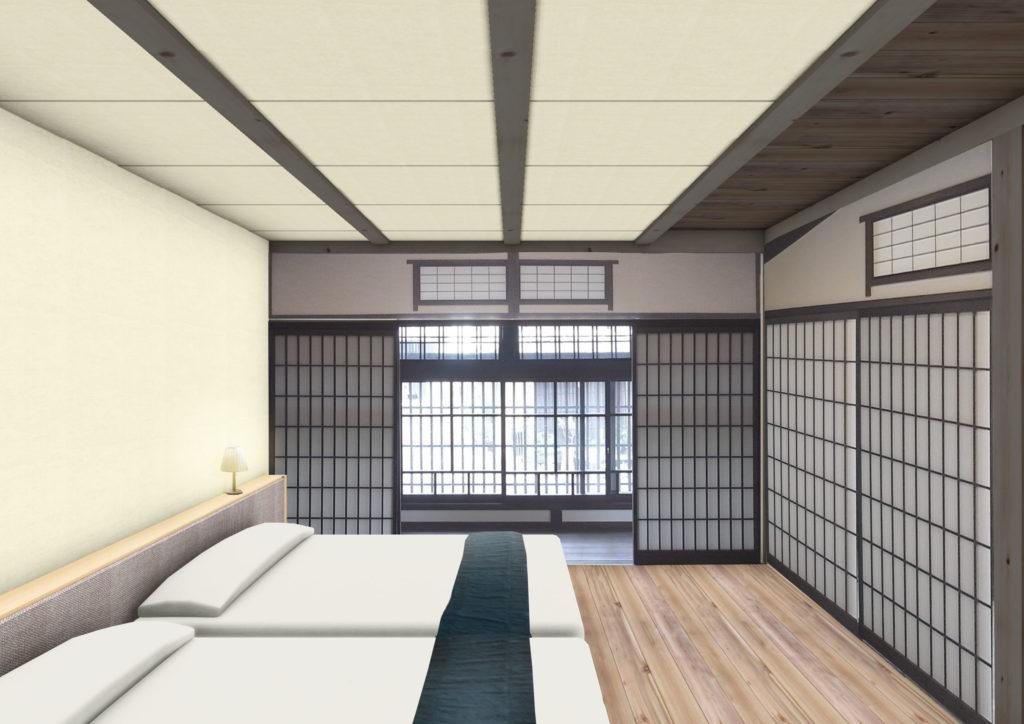 織‐ORI-寝室