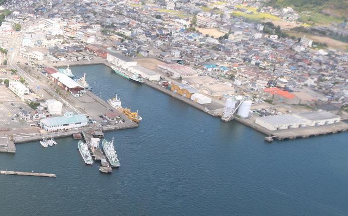 徳島小松島港
